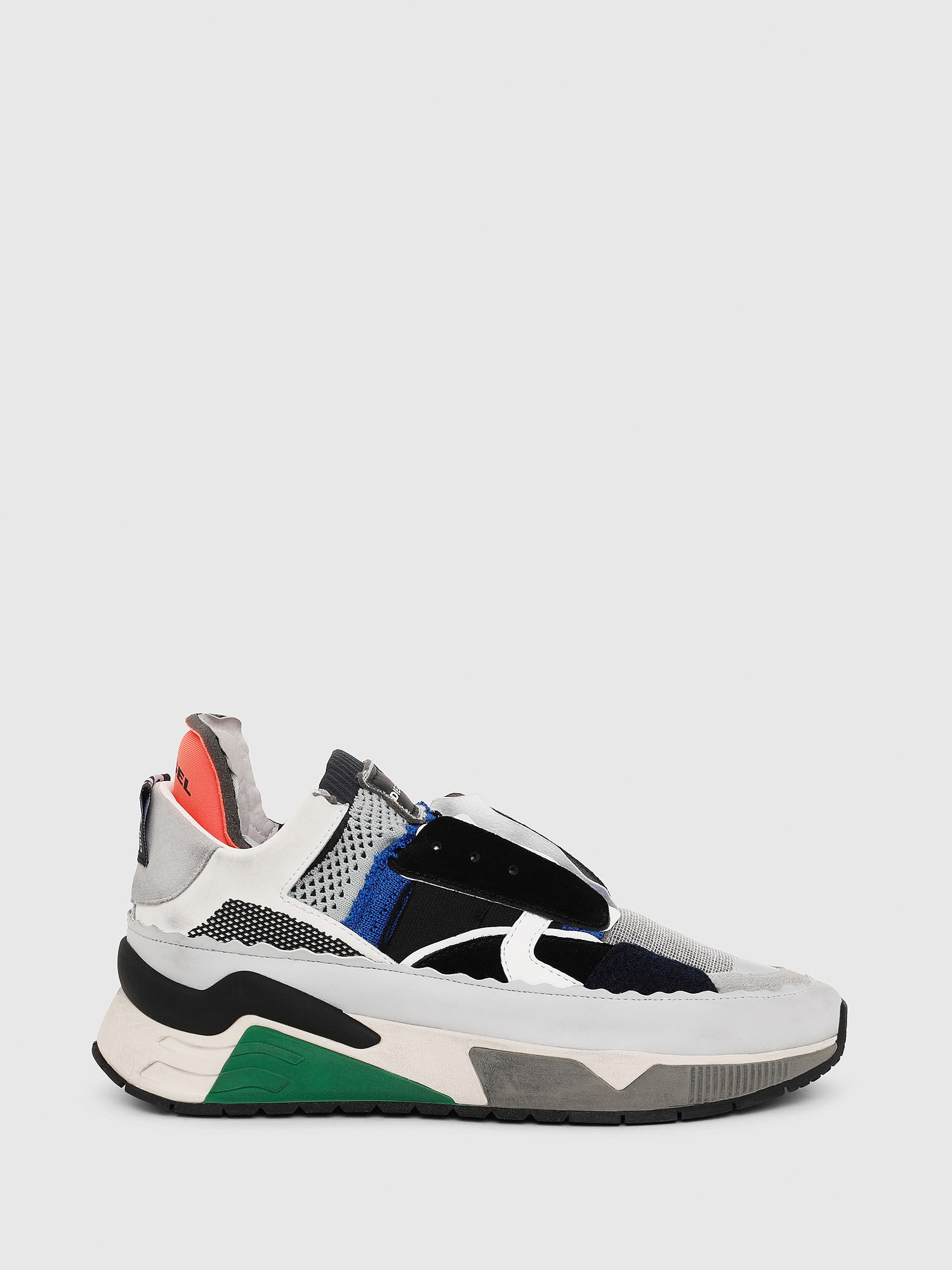 Sneakers sans lacets de style running