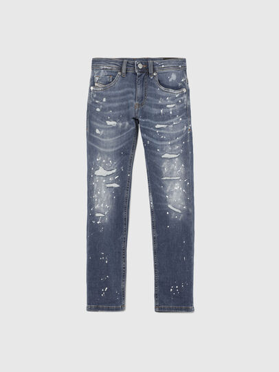 Diesel - THOMMER-J JOGGJEANS, Bleu moyen - Jeans - Image 1