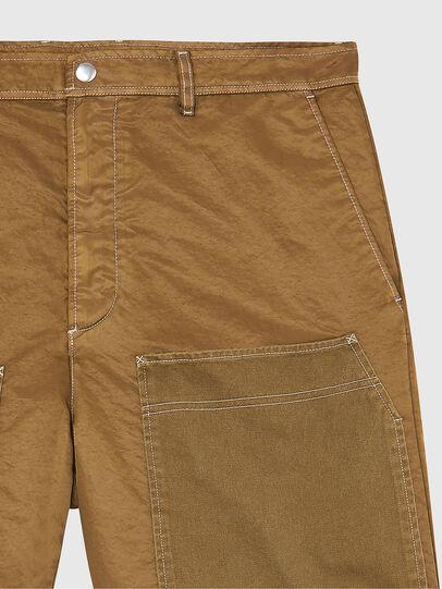 Diesel - P-TRENT-SHORT, Marron Clair - Shorts - Image 3