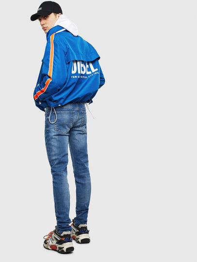 Diesel - Sleenker CN053, Bleu moyen - Jeans - Image 5