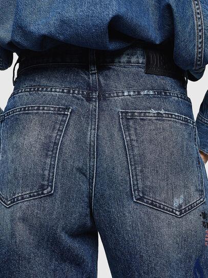 Diesel - Widee 0092Z, Bleu moyen - Jeans - Image 5
