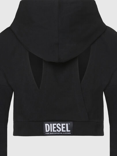 Diesel - UFLT-ANGHEL, Noir - Pull Cotton - Image 3