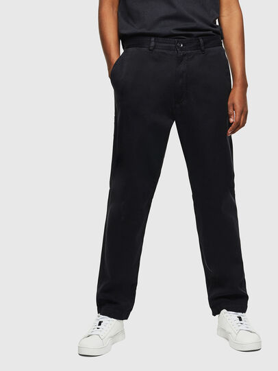 Diesel - P-JOSH, Noir - Pantalons - Image 1