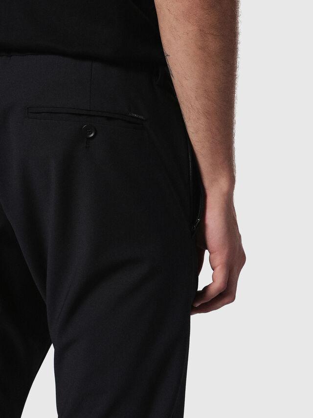 Diesel - P-OLIVERY, Noir - Pantalons - Image 5