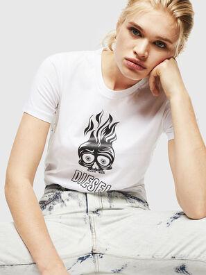 T-SILY-WQ, Blanc - T-Shirts