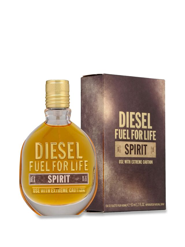 Diesel - FUEL FOR LIFE SPIRIT 50ML, Générique - Fuel For Life - Image 2