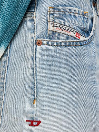 Diesel - D-Reggy 009GZ, Bleu Clair - Jeans - Image 5