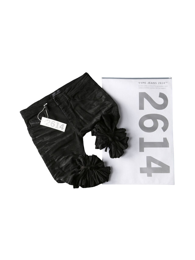TYPE-2614, Noir