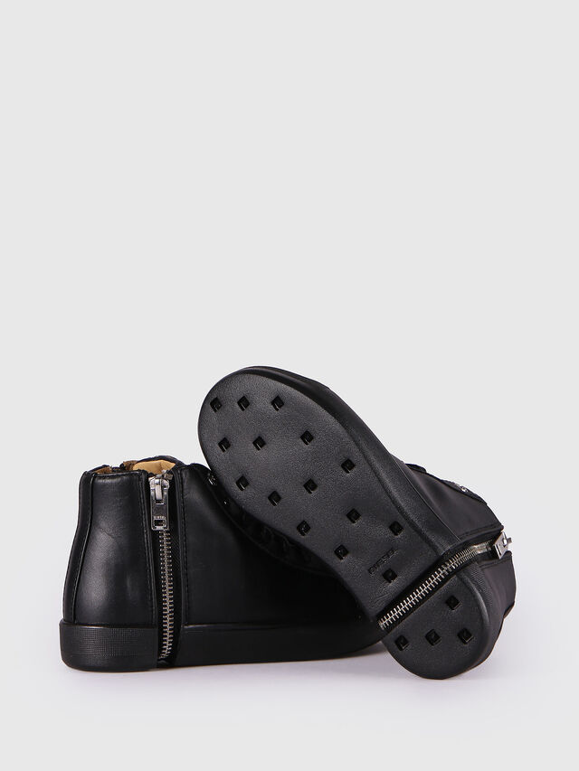 Diesel - SN MID 24 NETISH CH, Noir - Footwear - Image 4