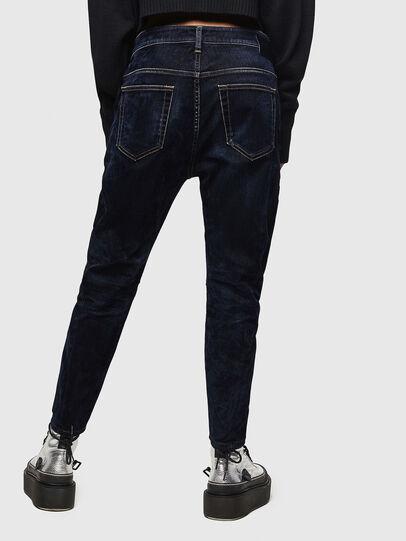 Diesel - Fayza 0091U, Bleu Foncé - Jeans - Image 2