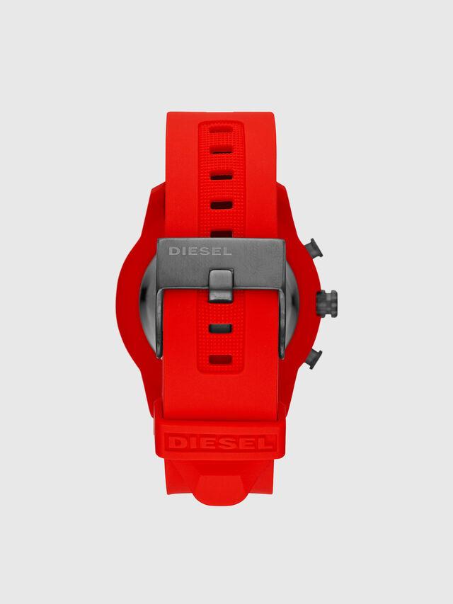 Diesel - DT1016, Rouge - Smartwatches - Image 3