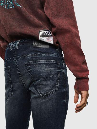 Diesel - Thommer JoggJeans 069GD, Bleu Foncé - Jeans - Image 5