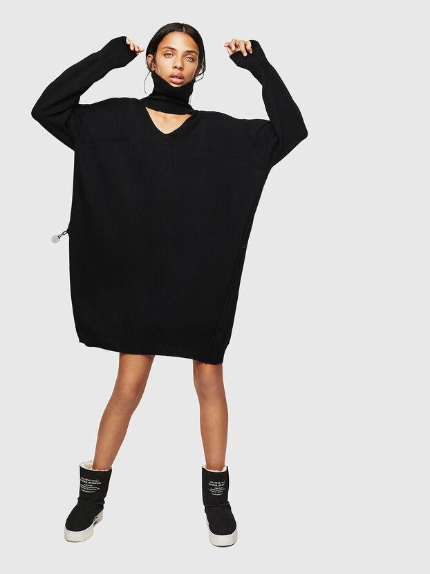 M-LILIA, Noir - Robes
