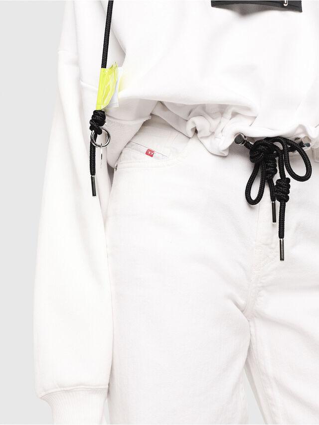 Diesel - Widee 069EA, Blanc - Jeans - Image 3