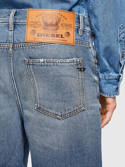 Diesel - D-MACS-SHORT-T-SP, Bleu Clair - Shorts - Image 5