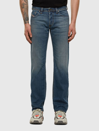 Diesel - Larkee 009EI, Bleu moyen - Jeans - Image 1