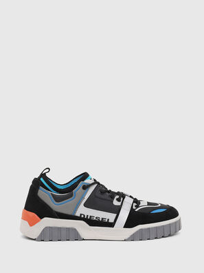 S-RUA SL LOW, Noir - Baskets