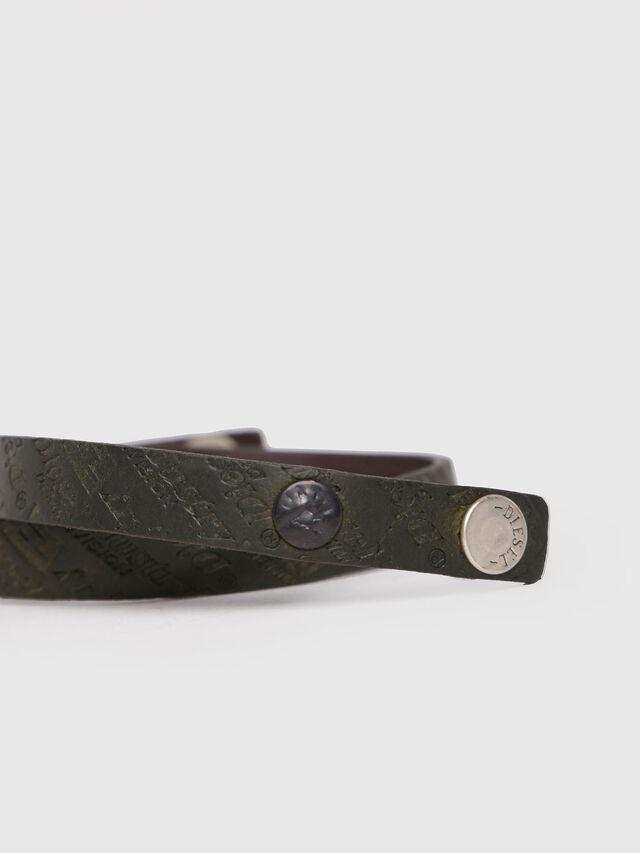 Diesel - A-STRIP, Vert Militaire - Bijoux et Gadgets - Image 2