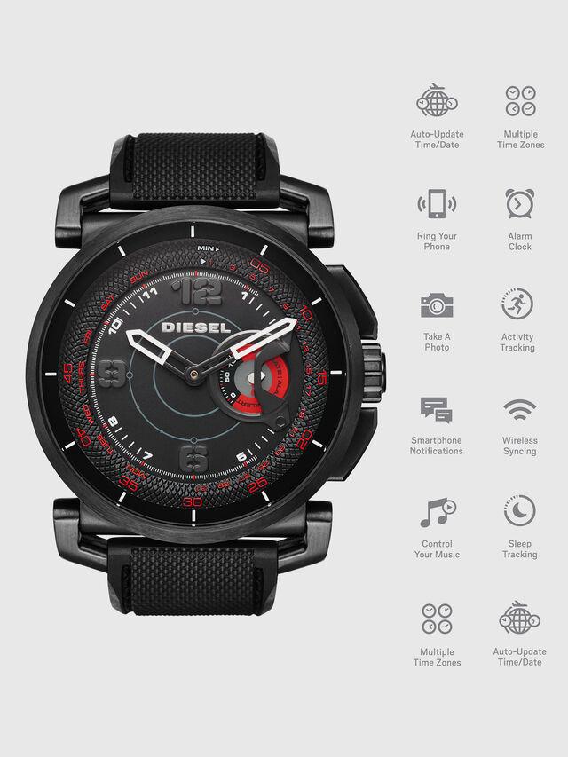 Diesel - DT1006, Noir - Smartwatches - Image 1