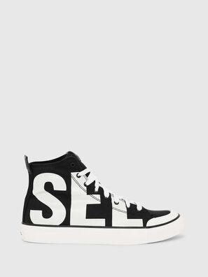 S-ASTICO MC, Noir/Blanc - Baskets