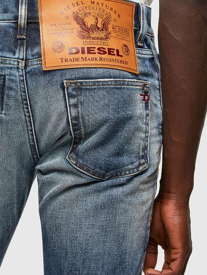 Diesel - D-Strukt 009NI, Bleu moyen - Jeans - Image 5