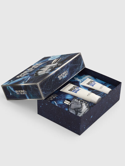 Diesel - ONLY THE BRAVE 75ML GIFT SET, Bleu - Only The Brave - Image 2
