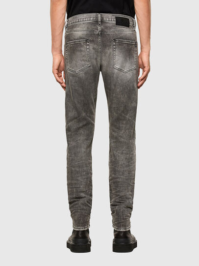 Diesel - D-Strukt 009KA, Gris Clair - Jeans - Image 2