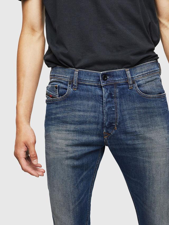 Diesel - Tepphar 087AW, Bleu Foncé - Jeans - Image 3
