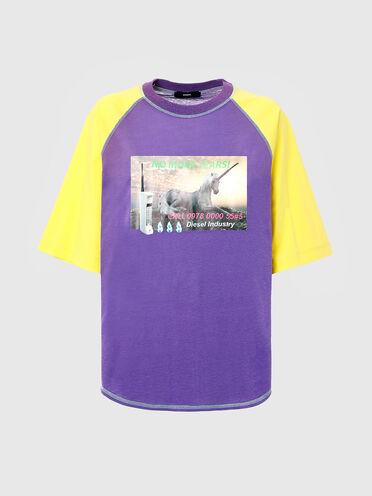 T-shirt en chanvre et coton biologique