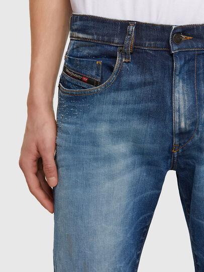Diesel - D-Strukt 009NT, Bleu moyen - Jeans - Image 3