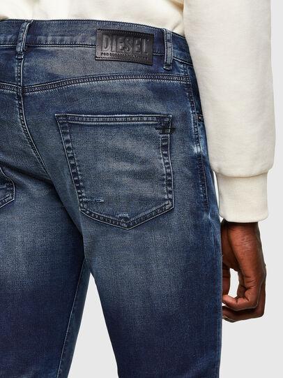 Diesel - D-Strukt JoggJeans® 069SL, Bleu Foncé - Jeans - Image 4