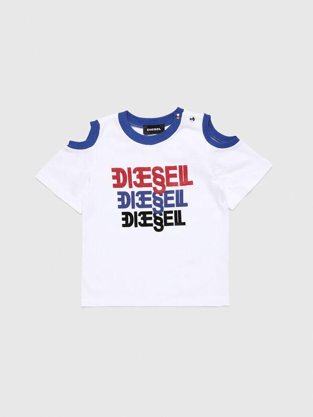 TANIURAB, Blanc - T-shirts et Hauts