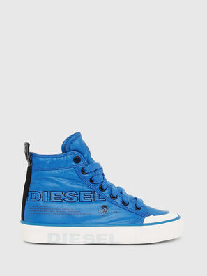SN MID 07 MC LOGO CH, Bleu - Footwear