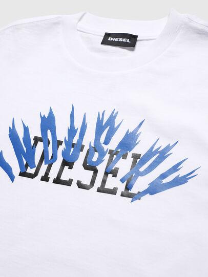 Diesel - TDIEGOA10, Blanc - T-shirts et Hauts - Image 3