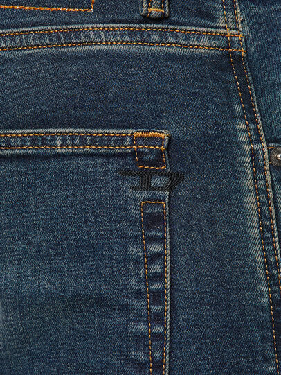 Diesel - D-Strukt 0093J, Bleu Foncé - Jeans - Image 4