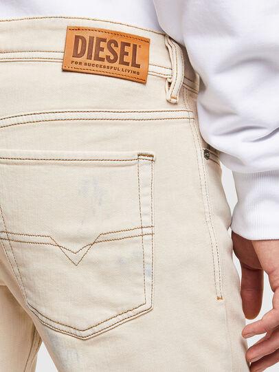 Diesel - Sleenker 009VJ, Blanc - Jeans - Image 4