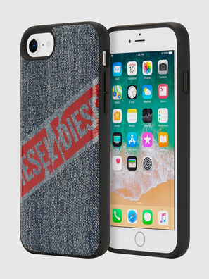 VINTAGE DENIM IPHONE 8/7/6S/6 CASE, Jean Bleu - Coques