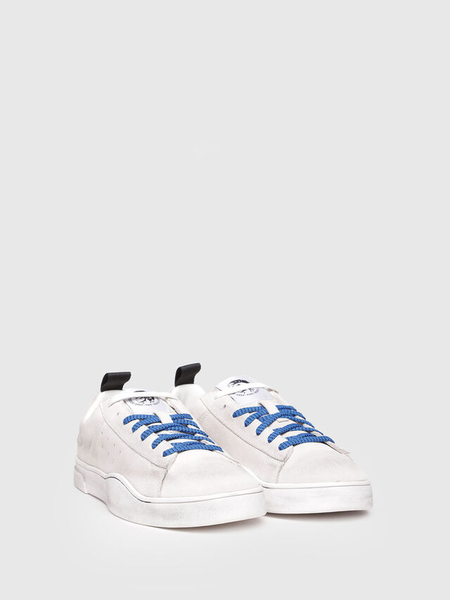Diesel - S-CLEVER LOW, Blanc - Baskets - Image 2