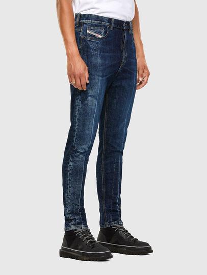 Diesel - D-Vider 0092X, Bleu moyen - Jeans - Image 6
