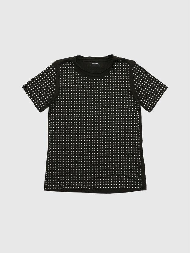 TJRATY, Noir - T-shirts et Hauts