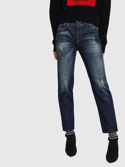 Diesel - D-Rifty 089AL, Bleu Foncé - Jeans - Image 1