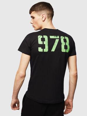T-DIEGO-S2, Noir - T-Shirts