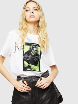 T-DARIA-Y, Blanc - T-Shirts