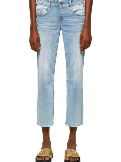 Diesel - D-Ebbey 009ZZ, Bleu Clair - Jeans - Image 1