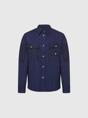 S-AUSTIN, Bleu - Chemises