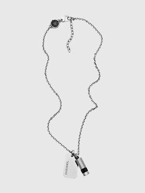 DX1156, Gris argenté - Colliers