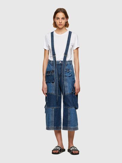 Diesel - DE-AMETHY, Bleu moyen - Pantalons - Image 1