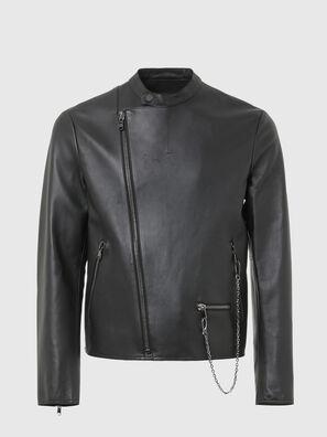 L-LIAM, Noir - Vestes de cuir