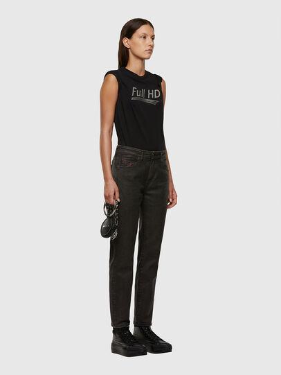 Diesel - D-Joy 009DU, Noir/Rose - Jeans - Image 6