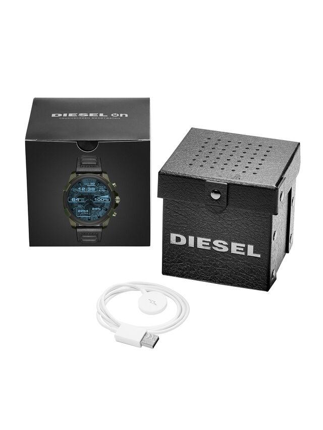 Diesel - DT2003, Vert Militaire - Smartwatches - Image 5